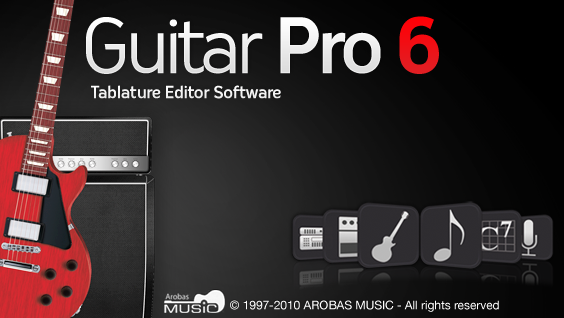 Guitar PRO 6 + 20.000 Tablaturas [MEGA]