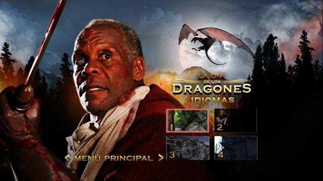 La Era de los Dragones [Age Of the Dragons] 2011 DVDR Menu Full Español Latino