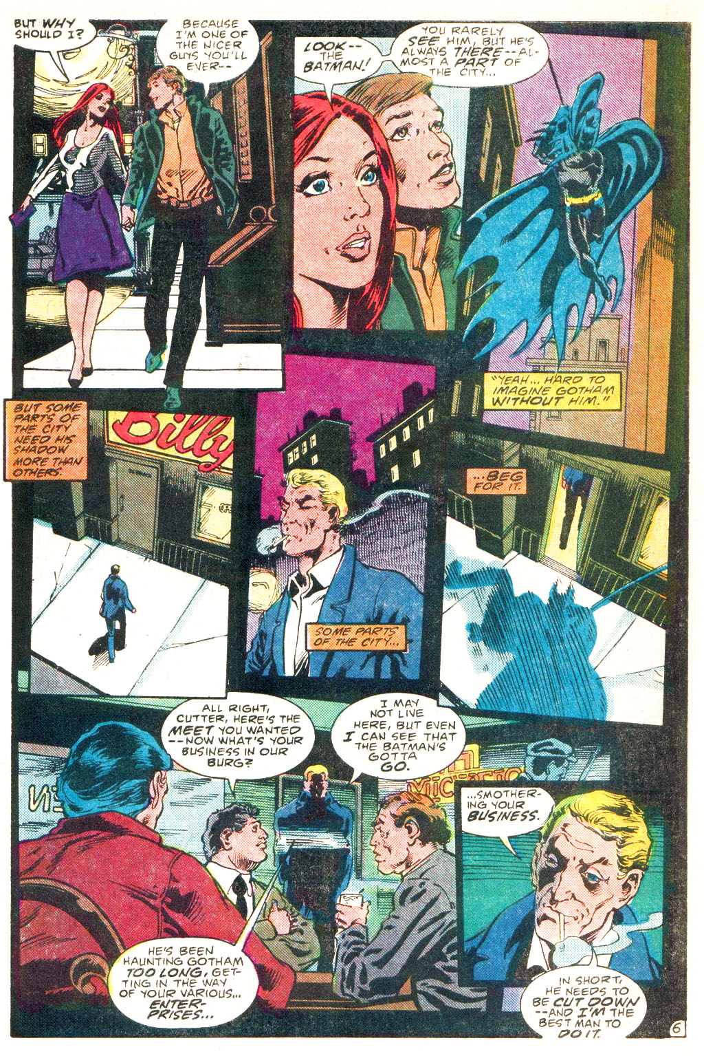 Detective Comics (1937) Issue #552 Page 8
