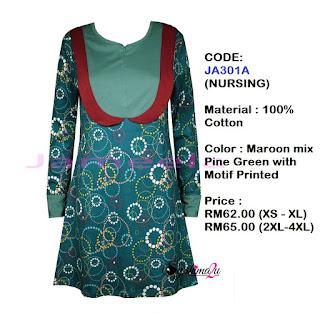 T-shirt-Muslimah-Jameela-JA301A