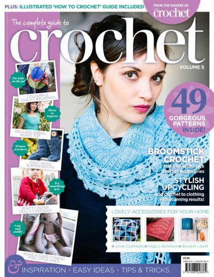 Complete Guide To Crochet Volume 5