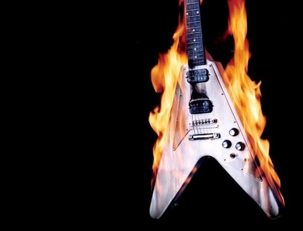 ảnh nền guitar cực đẹp