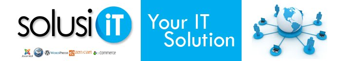 Solusi-iT. Your friendly IT Solution:)