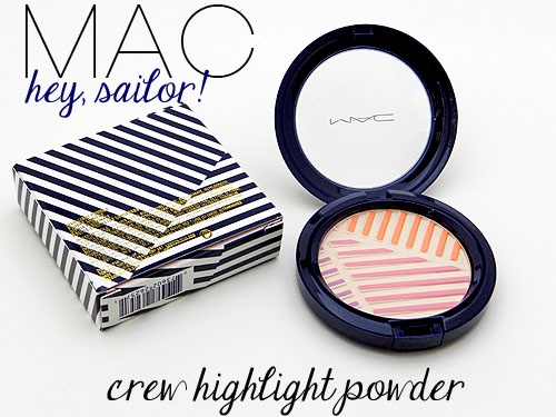 MAC Crew Highlight Powder
