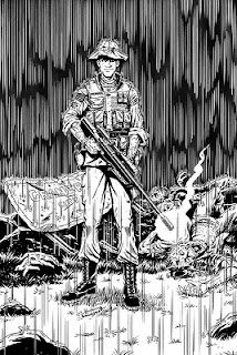 soldier, Transport, Peter Welmerink, artwork