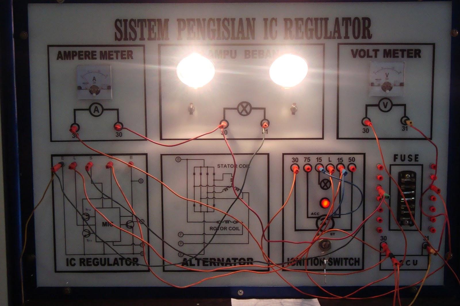 Trainer sistem pengisian mesin trainer sistem pengisian ccuart Gallery