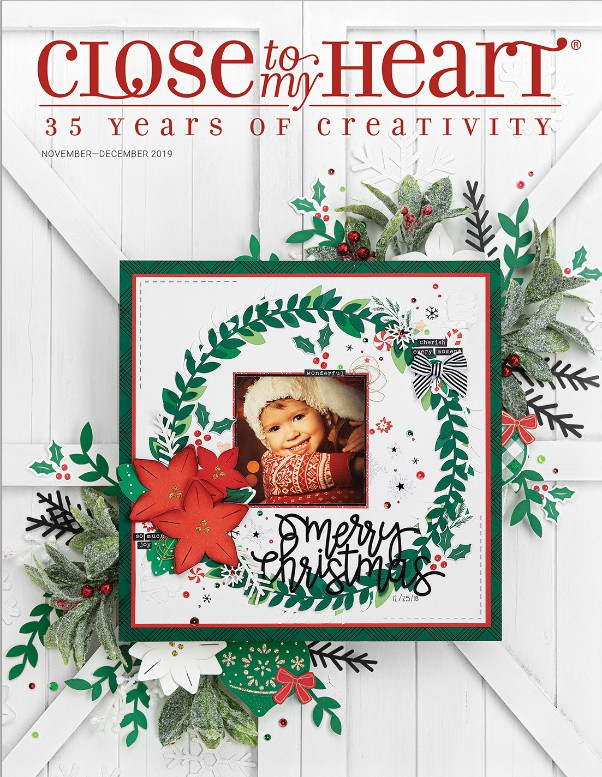 NEW! Nov-Dec Seasonal Catalog
