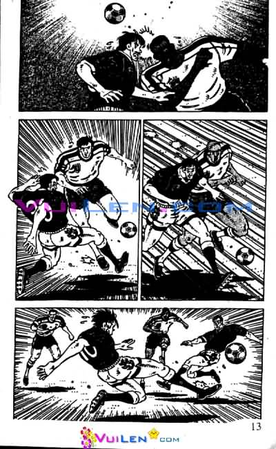 Jindodinho - Đường Dẫn Đến Khung Thành III Tập 63 page 13 Congtruyen24h