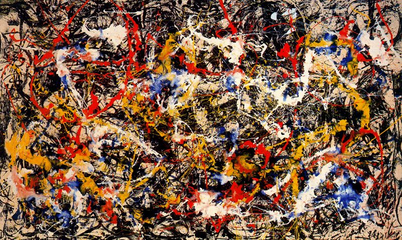 splatter abstract stone roses - photo #11