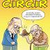 Gırgır dergisinde bu hafta  Tayyip Erdoğan, gözyaşları içinde Kenan Evren'in kavuğunu devralıyor.