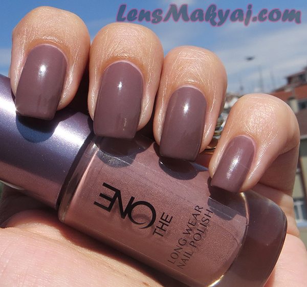 Oriflame The One Long Wear Oje Cappuccino