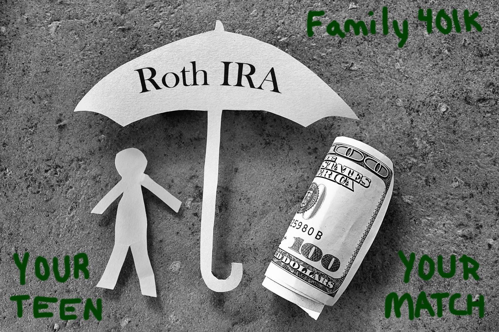 Can Kids Contribute To Roth Ira