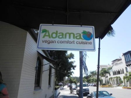 My peanut butter 39 s tachy santa barbara vegan adama for Adama vegan comfort cuisine