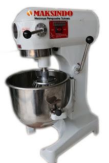 Jual Mixer Roti Planetary dan Mixer Spiral di Semarang