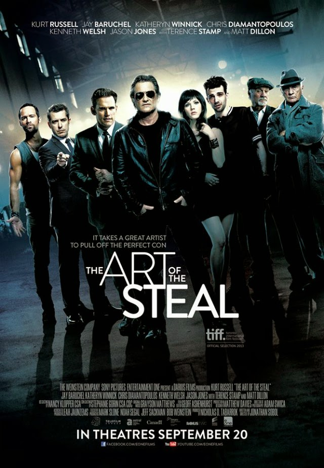 La película The Art of the Steal