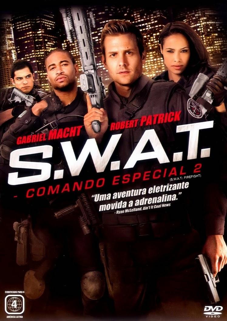 S.W.A.T.: Comando Especial 2 – Dublado (2011)