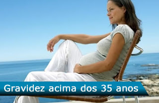 Gravidez acima dos 35 anos - Engravidar aos 35 anos