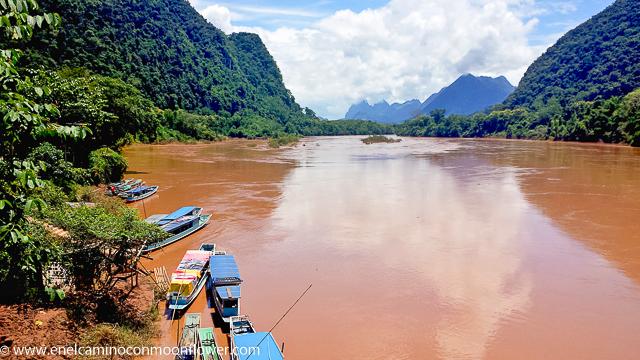 Muang Ngoi en Laos