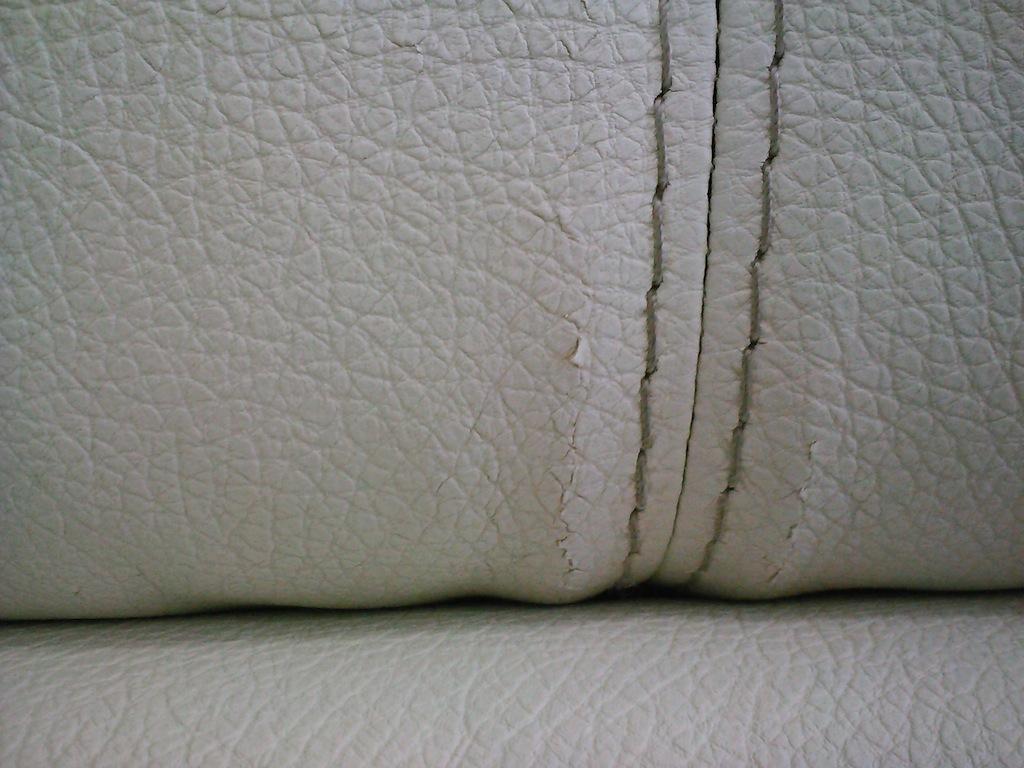 Decoraci n inexperta la historia del sof de piel que no - Limpiar sofa piel ...