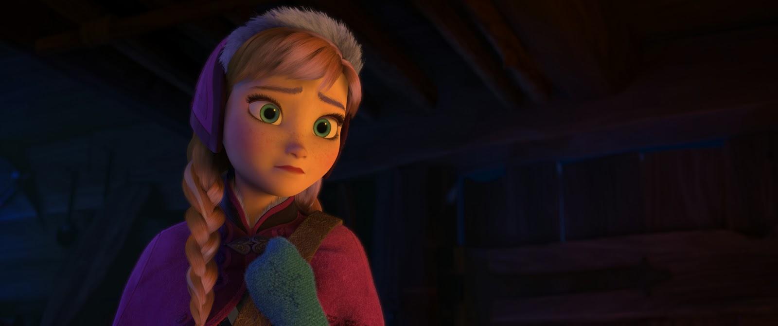 холодное сердце Анна