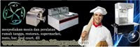 Mesin Dan Peralatan Rumah Tangga, Restoran, Supermarket, Food Court