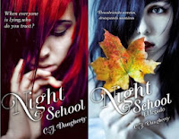 ★SERIE NIGHT SCHOOL - C.J DAUGHERTY★