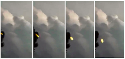 UFO Caught On Video In Lightning Storm – New Theory