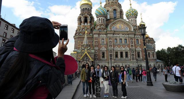 Китайский туризм может оказать поддержку мировой экономике