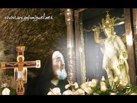 Devoción de Padre Pio a San MIguel Arcángel