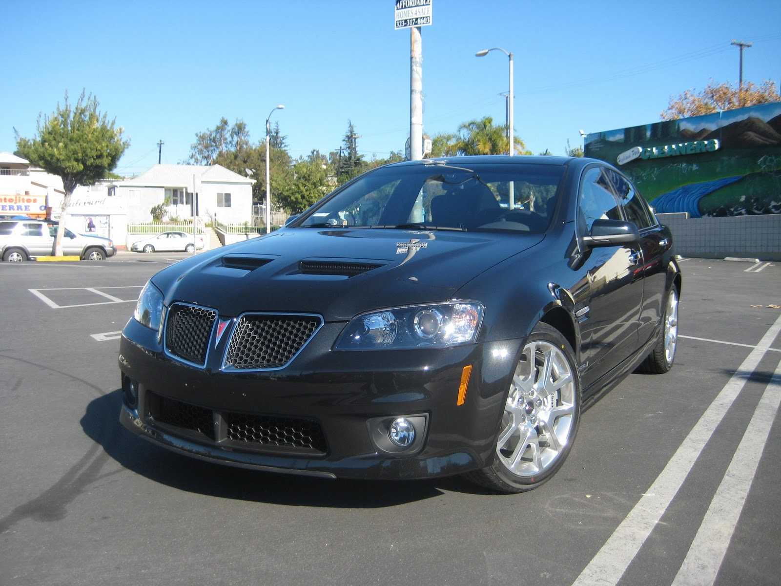 sunhayoon pontiac g8 gxp black. Black Bedroom Furniture Sets. Home Design Ideas