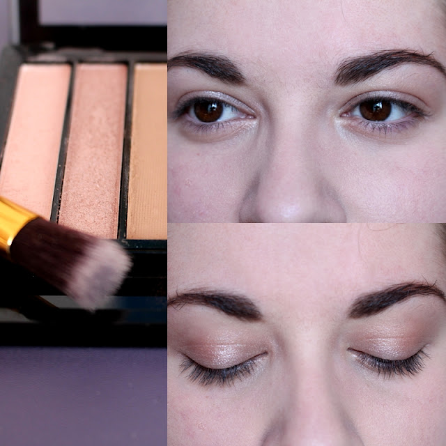 Utilisation dupe fard sin Naked 1 Urban Decay