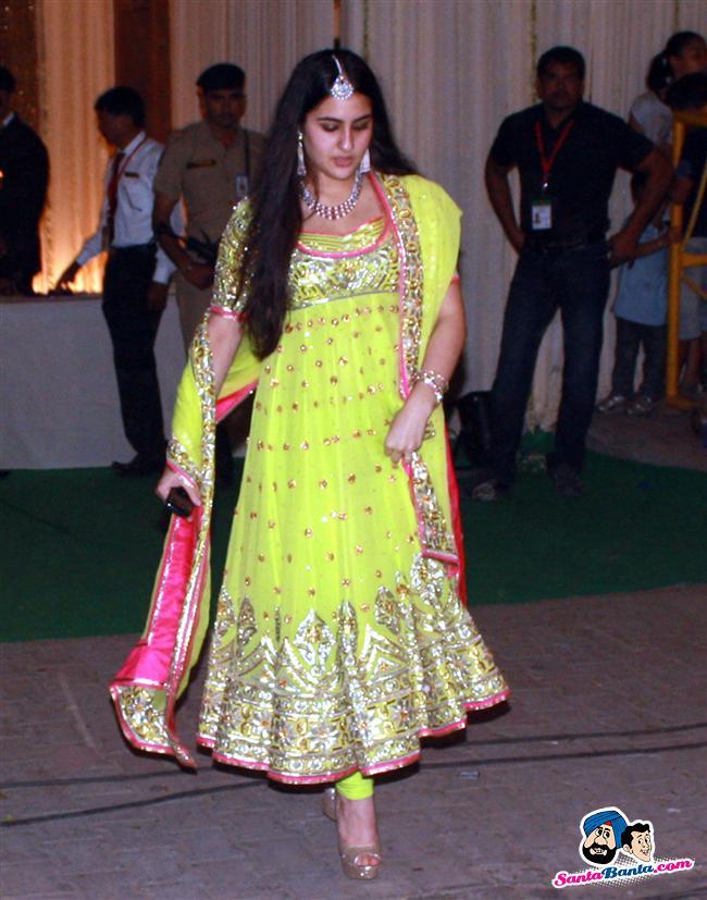 Kareena kapoor saif wedding reception
