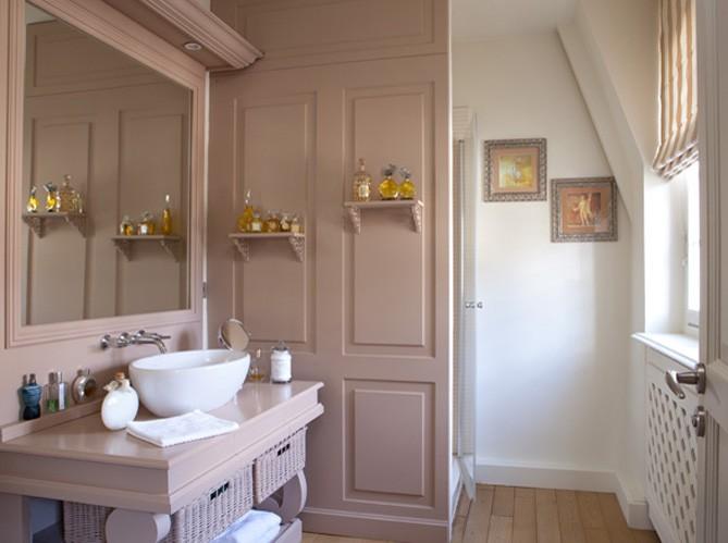 Decoration Chambre En Rouge Et Noir : Idee Bagno Zen  Decoration Salle De Bain Petite