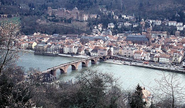 Heidelberg Old City