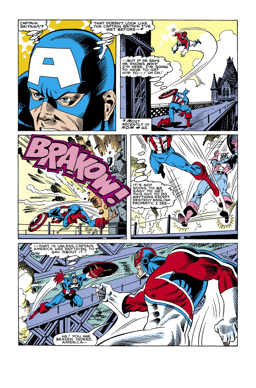 Captain America (1968) Issue #305 #233 - English 13