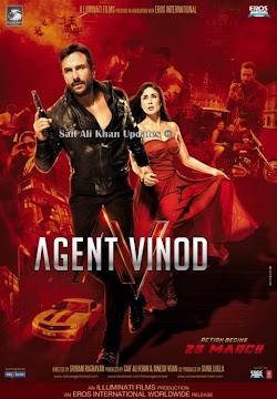 Mật Vụ Ăn Chơi - Agent Vinod (2012) Poster