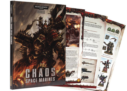 Chaos Space Marine Codex QnA