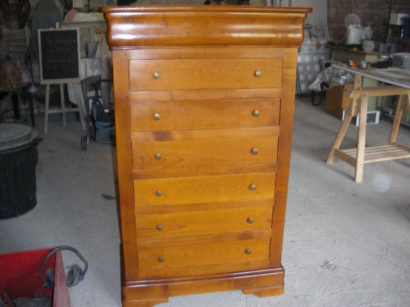 broc et chiffons relooking de meubles dans les deux s vres 79 patine l 39 ancienne semainier. Black Bedroom Furniture Sets. Home Design Ideas