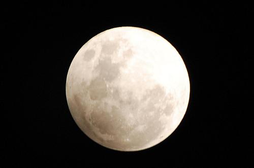 Gerhana Bulan Penumbra Terjadi Pada 28 November 2012 ...