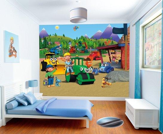 Nuevos murales infantiles que ocupan toda la pared for Murales para salones decoracion