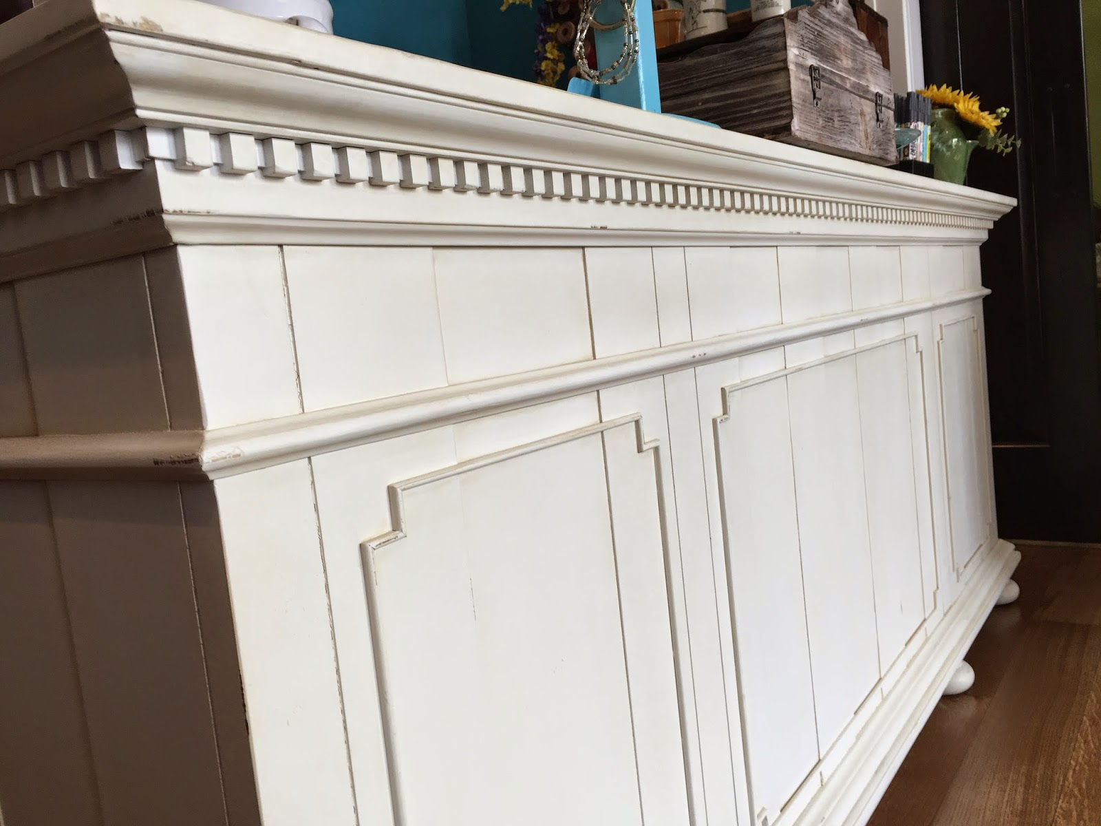 Love Living at Home: Review: Restoration Hardware St. James desk