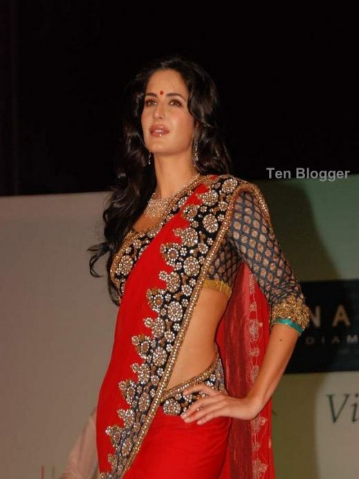 That can katrina hot saree nude