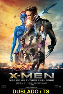 Assistir X-Men: Dias de um Futuro Esquecido Dublado
