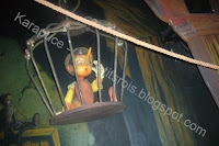 Attraction Pinocchio Disneyland