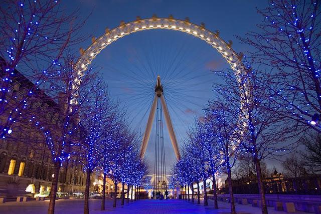 3 عين لندن من أجمل المعالم جذبا في لندن ، تخيل أن تري مدينتك كلها بنظرة واحدة