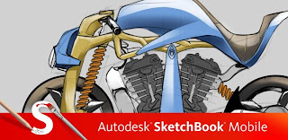 Free Download Autodesk SketchBook Mobile Apk Full Version for Android - www.mobile10.in
