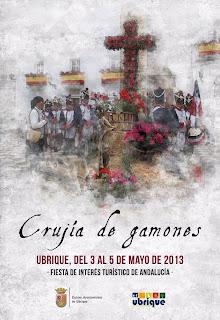 Cruces de Mayo - Ubrique 2013