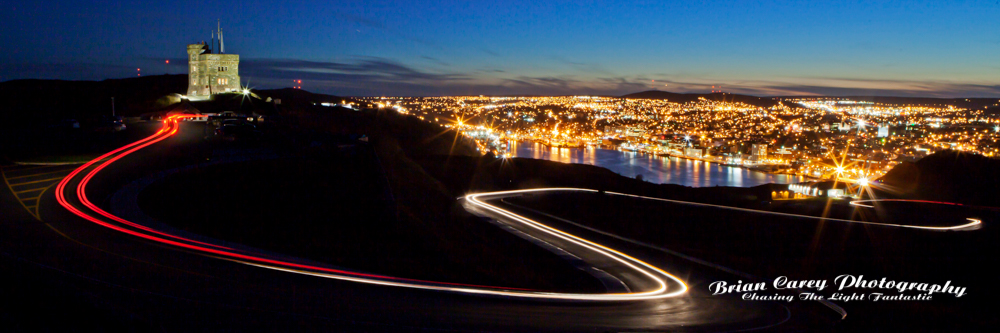 Photography by Brian Carey in St John's Newfoundland