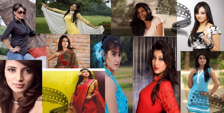 Top ten Bangladeshi model