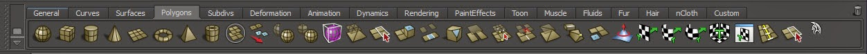 Interface Overview in Maya:Part1 05